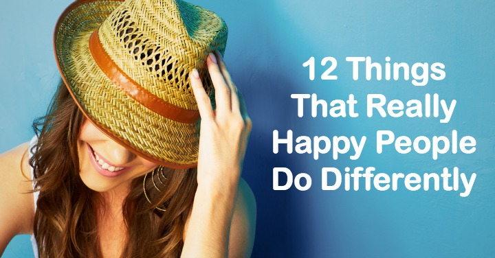 Happiness Explained: Happy people really do work harder ...  |Really Happy People