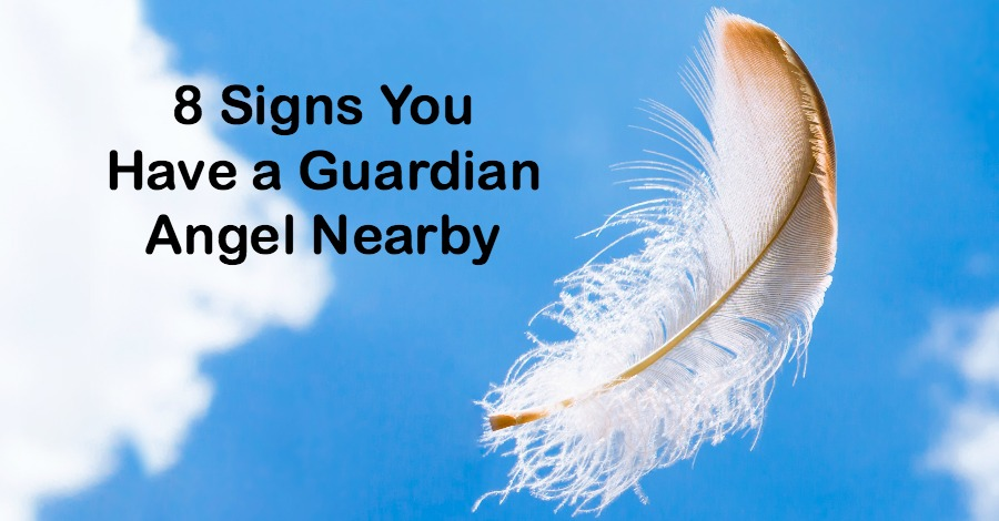 how to know if you have a guardian angel