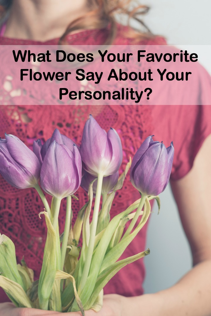 What Does Your Favorite Flower Say About Your Personality? ~