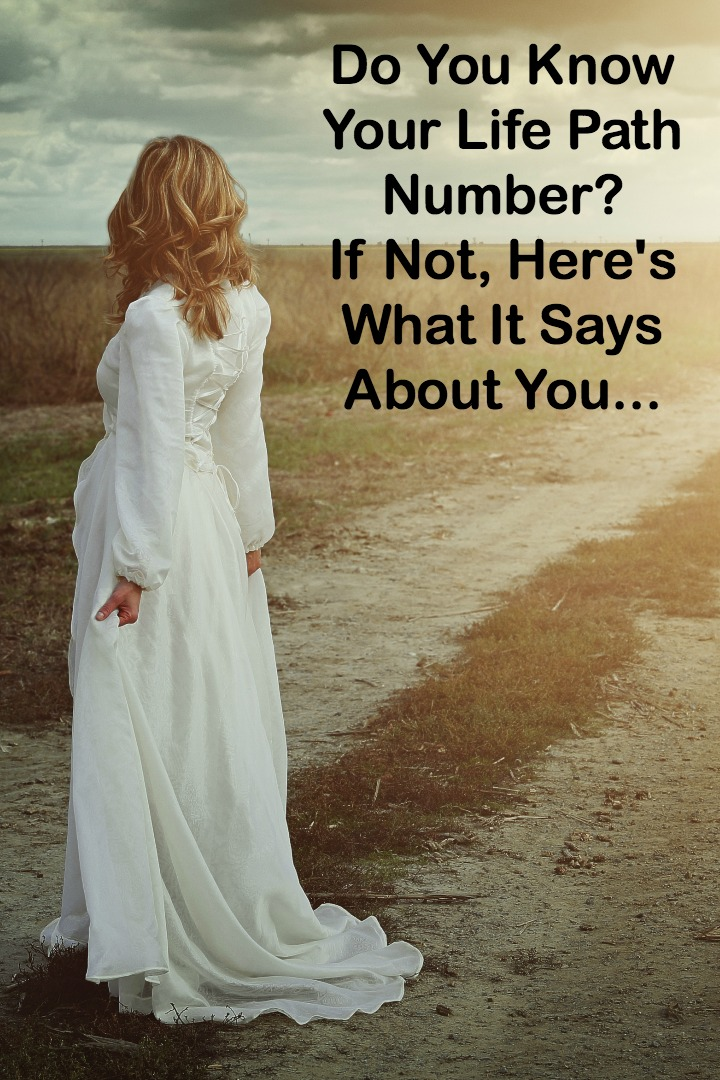 Do You Know Your Life Path Number? If Not, Here's What It Says About You... ~